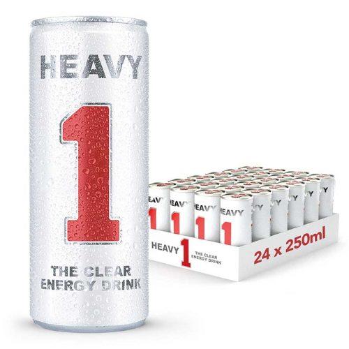 Heavy 1 Energy Drink 24 Dosen